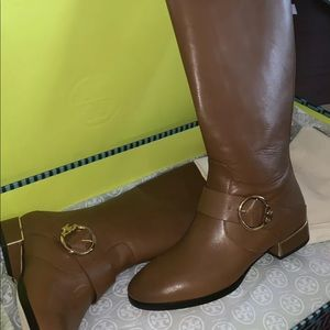 Tory Burch Boots 9.5